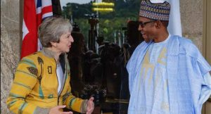 What we expect from Buhari's re-election – Theresa May