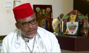 Nnamdi Kanu threatens to drag FG to UK court, reveals why he can't be arrested