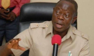 Oshiomhole reveals how INEC worked against APC during elections