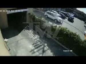 Nipsey Hussle shooting captured on surveillance video, possible suspect seen