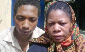 Housewife and her pastor lover sentenced to death for the murder of her husband in Edo