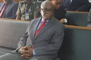 Onnoghen loses at Appeal Court