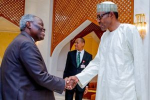 Stop attacking President Buhari, it's ungodly- Pastor Kumuyi appeals to Christians