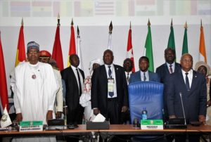 ECOWAS leaders converge on Abuja for 55th summit