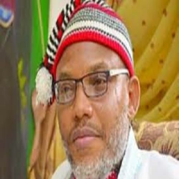 Nnamdi Kanu ENGAGED In a New York/New Jersey Townhall