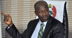 It's difficult recovering stolen funds in safe havens –Magu