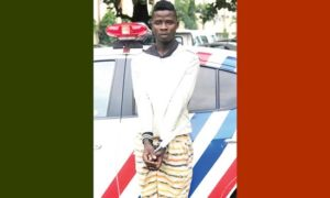 RRS nabs suspect who robbed TV presenter in tricycle