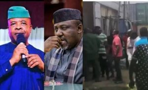 Ihedioha's aide must apologise for slapping my daughter – Okorocha