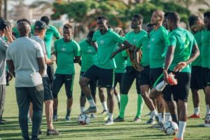 Nigeria vs Tunisia: Rohr to drop Akpeyi, Mikel Obi ruled out
