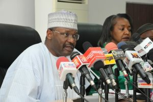 Atiku vs Buhari: INEC chairman vows to open up over server controversy