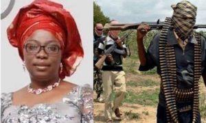 Gunmen kidnap Imo Anglican bishop's wife