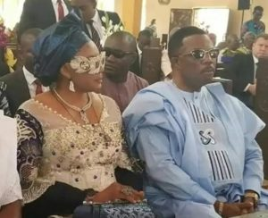 Anambra gov's wife dons $2,755 Gucci glasses at funeral