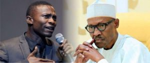 RevolutionNow: You overthrew Shagari through coup, release Sowore now – I Go Die dares Buhari