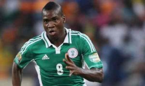 I may not play for Eagles again – Ideye