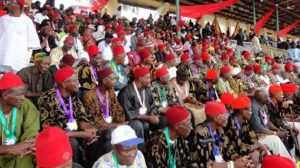 2023: Ohanaeze youths beg North for alliance, reveal those to succeed Buhari