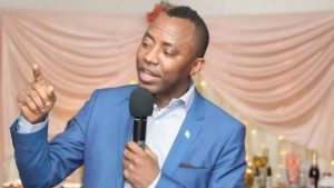Sowore's detention: 48 human rights groups petition UN,