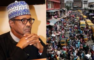 Nigeria's projected 411 million population frightening —Buhari