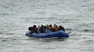 France rescues 13 migrants headed for Britain by boat