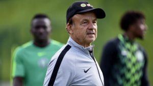 Ukraine test good for Eagles – Rohr