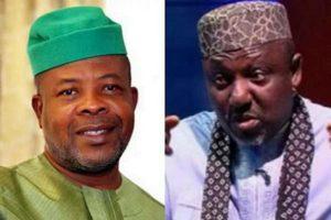 Why Okorocha didn't leave handover report – Ihedioha