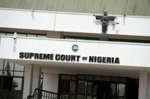 Supreme Court hears appeal seeking Buhari's disqualification today