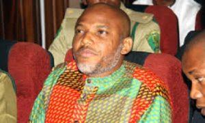 Buhari's suppression led to IPOB agitation, says Kanu