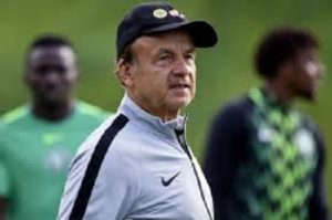 Rohr to drop new boys for Brazil clash