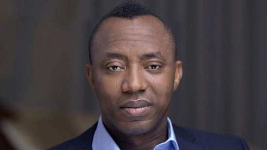 RevolutionNow: We are ready for Buhari govt – Sowore