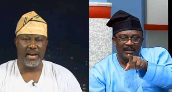 Smart Adeyemi is my political wife, I'll defeat him again – Dino Melaye says in new Video