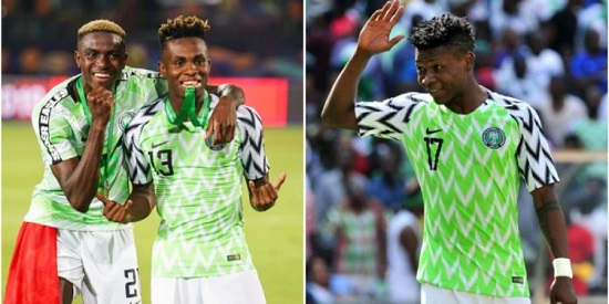 Kalu out of Eagles clash with Brazil