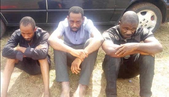 'We sold stolen vehicle for N750,000 after drugging owner