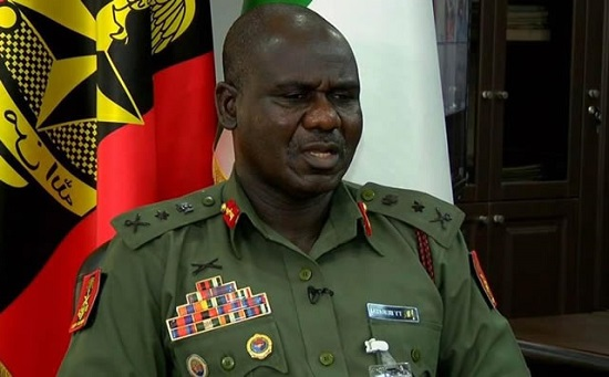 Terrorists smuggling fish into Nigeria, says Army