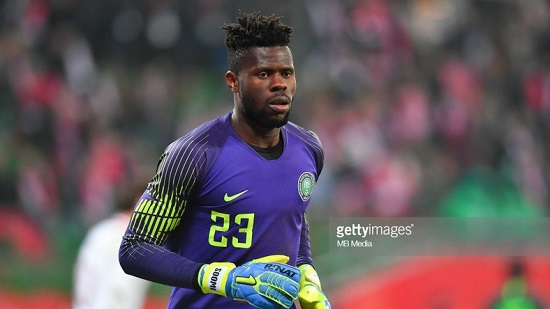 Why FIFA will pay Uzoho for six months after Super Eagles' 1-1 draw with Brazil