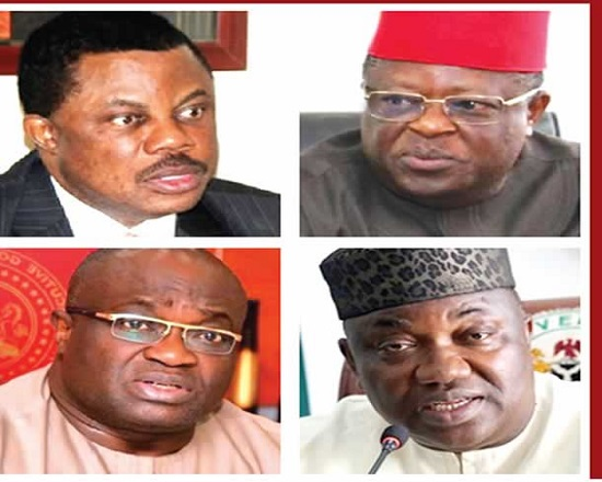 South-East govs to meet Buhari over airport closure
